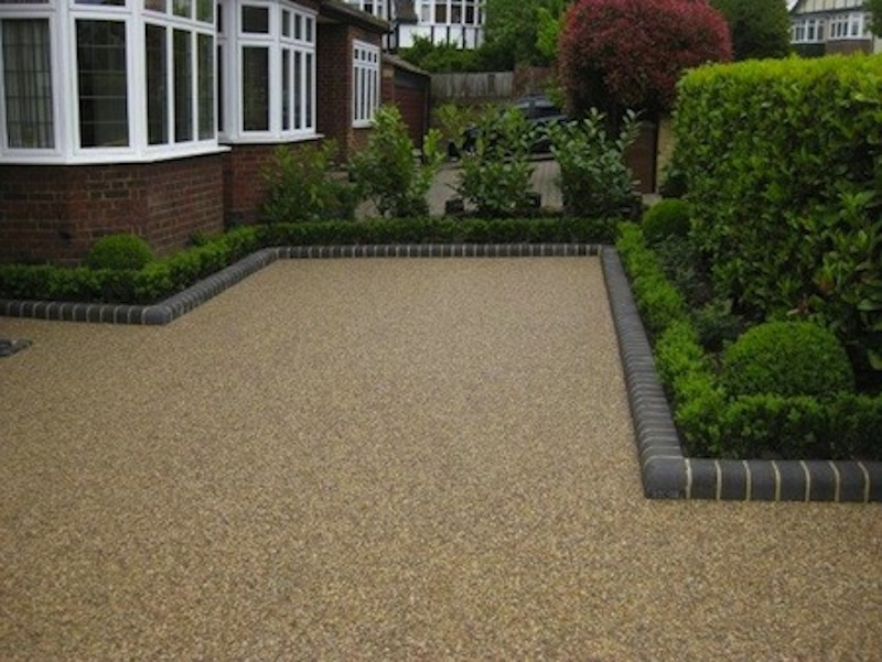 Resin Driveways In Leicestershire